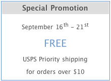 Mpix is offering FREE USPS Priority Shipping on all orders over $10