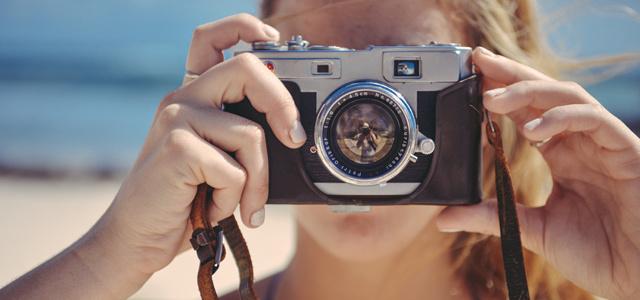 header camera