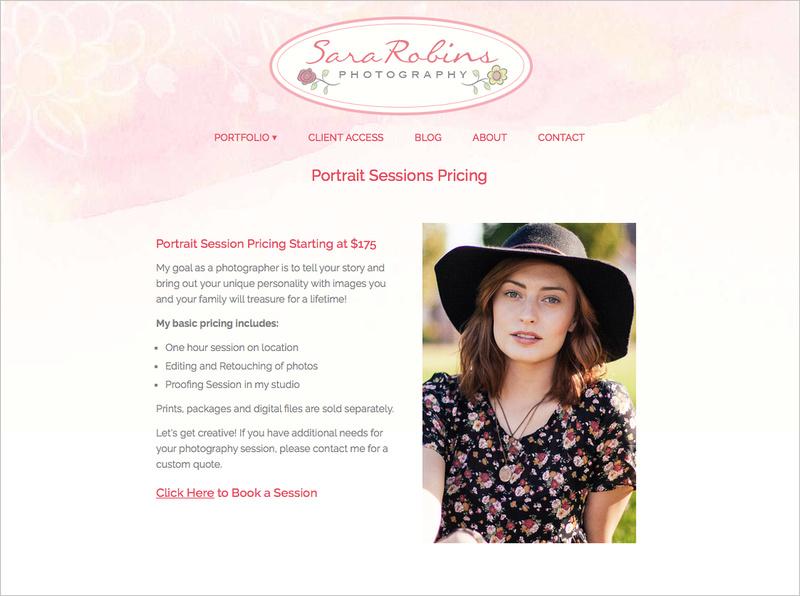 ZenBlog | Pricing Strategies for Portrait Photographers