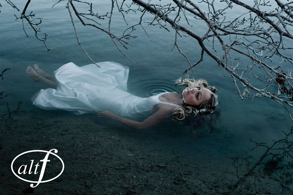 Ophelia photograph by John Michael Cooper